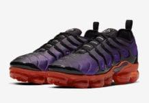 Nike Air VaporMax Plus Voltage Purple 924453-500 Release Date Info
