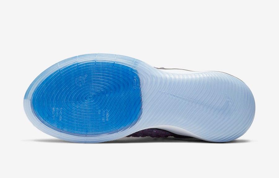 Nike AlphaDunk Flight Huarache Fab Five BQ5401-900 Release Date Info