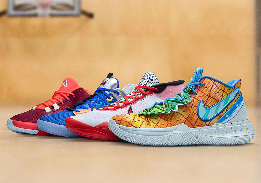 Nike Basketball Opening Week 2019-2020 Pack Release Date Info