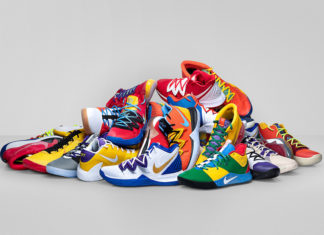 Nike By You NBA Opening Week 2019 Collection