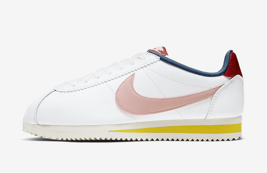 Nike Cortez Coral Stardust 807471-114 Release Date Info
