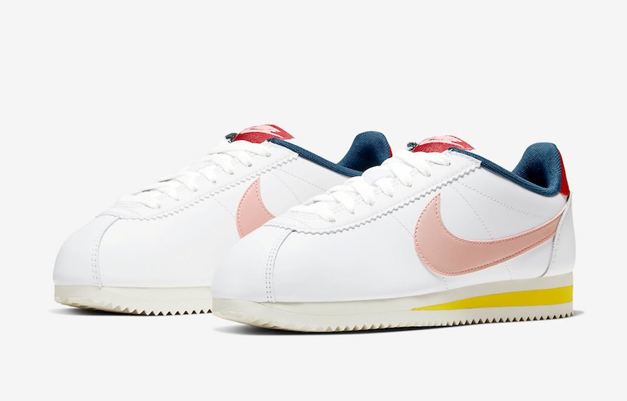 Nike Cortez Coral Stardust 807471-114