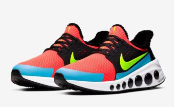 Nike CruzOne Bright Crimson CD7307-600 Release Date