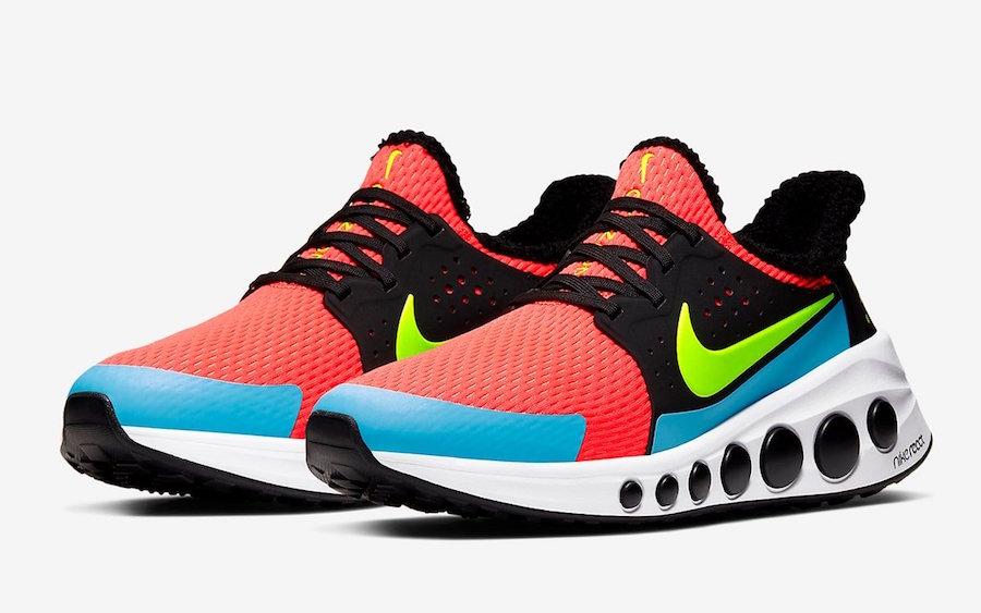 Nike CruzOne Bright Crimson CD7307-600 Release Date