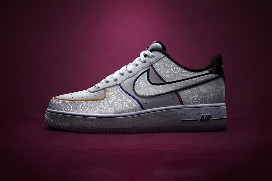 Nike Day of the Dead Dia de Los Muertos Release Date Info