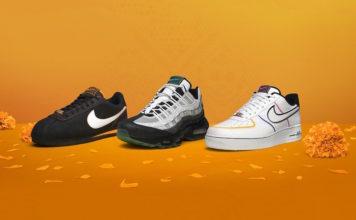 Nike Day of the Dead Dia de Los Muertos Release Date Info