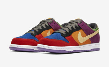Nike Dunk Low Viotech CT5050-500 2019 Release