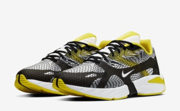Nike Ghoswift White Black Dynamic Yellow BQ5108-100 Release Date Info