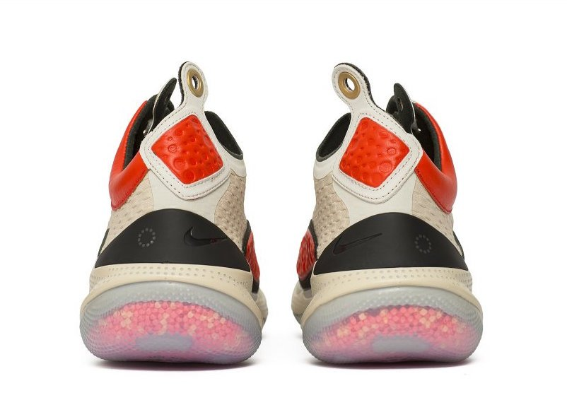 Nike Joyride CC3 Setter in Sail and Team Orange 1