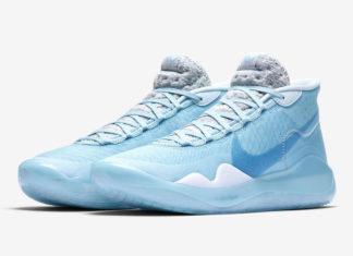 Nike KD 12 Blue Gaze AR4229-400 Release Date