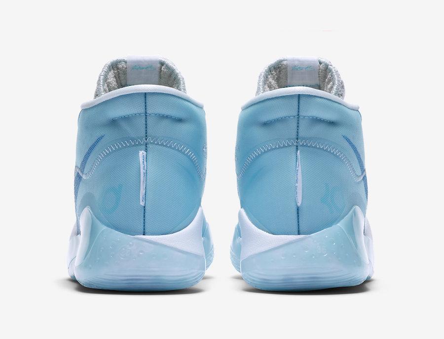 Nike KD 12 Blue Gaze Nike KD 12 Blue Gaze AR4229-400 Release Date Release Date