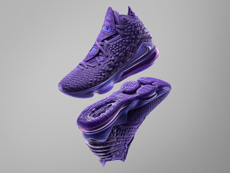 Nike LeBron 17 Bron 2K GE Release Date Info