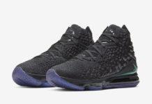 Nike LeBron 17 Currency BQ3177-001 Release Date