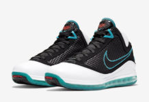 Nike LeBron 7 Red Carpet CU5133-100 2019 Retro