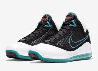 Nike LeBron 7 Red Carpet CU5133-100 2019 Retro