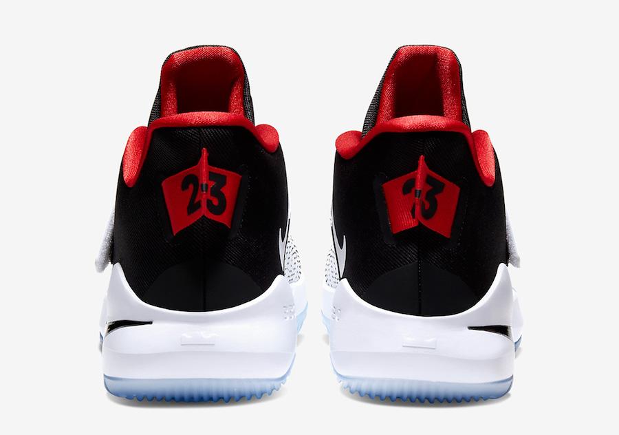Nike LeBron Ambassador 12 BQ5436-001 Release Date Info