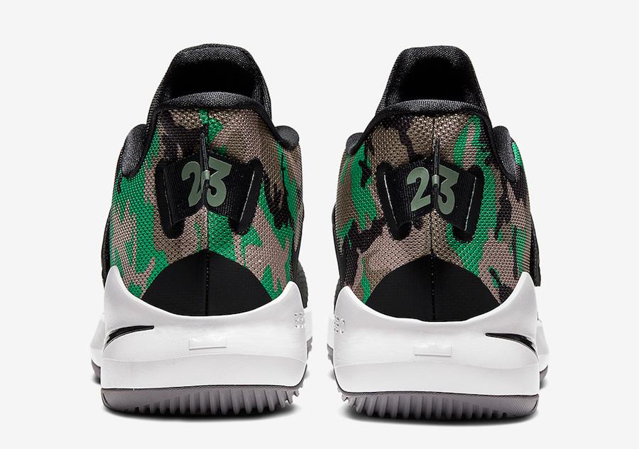 Nike LeBron Ambassador 12 Camo BQ5436-004 Release Date Info