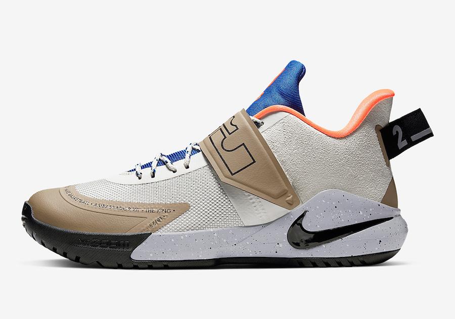 Nike LeBron Ambassador 12 Mowabb BQ5436-002 Release Date Info