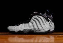 Nike Little Posite One Graffiti Wolf Grey University Gold Black 644791-009 Release Date Info