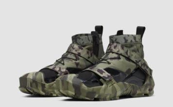 Nike MMW Free TR 3 Camo Release Date Info