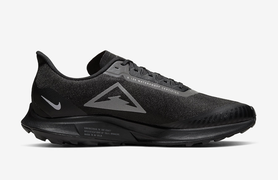 Nike Pegasus 36 Trail Gore-Tex BV7762-001 Release Date Info