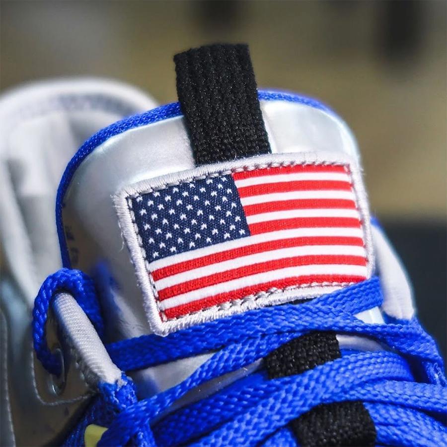 Nike PG 3 NASA Blue Release Date Info