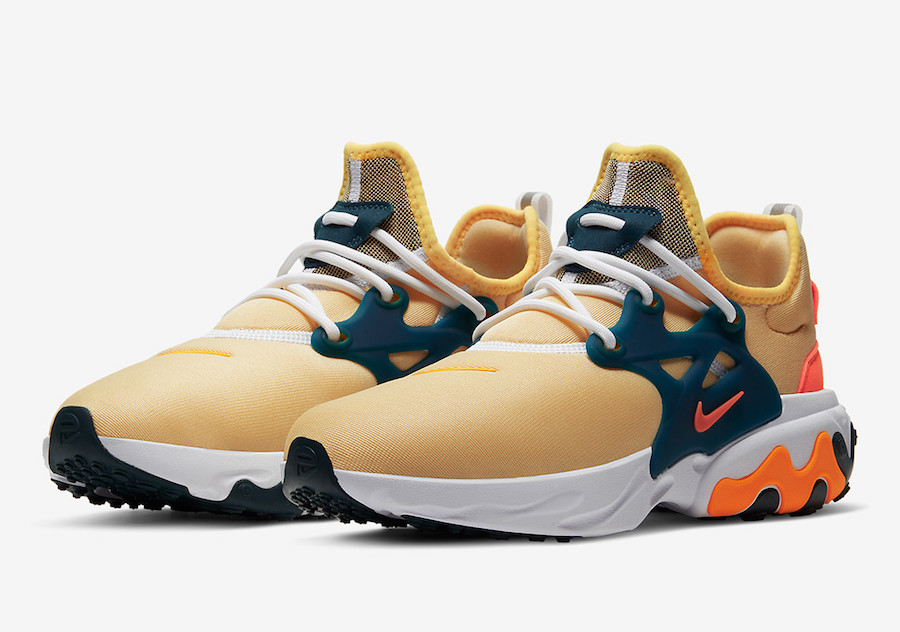 Nike React Presto Seahorse AV2605-201 Release Date Info | SneakerFiles