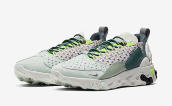 Nike React Sertu Green Pony Hair CT3442-300 Release Date Info