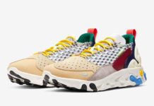 Nike React Sertu Multi-Color AT5301-001 Release Date Info