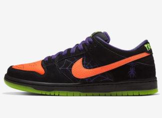 Nike SB Dunk Low Night of Mischief BQ6817-006