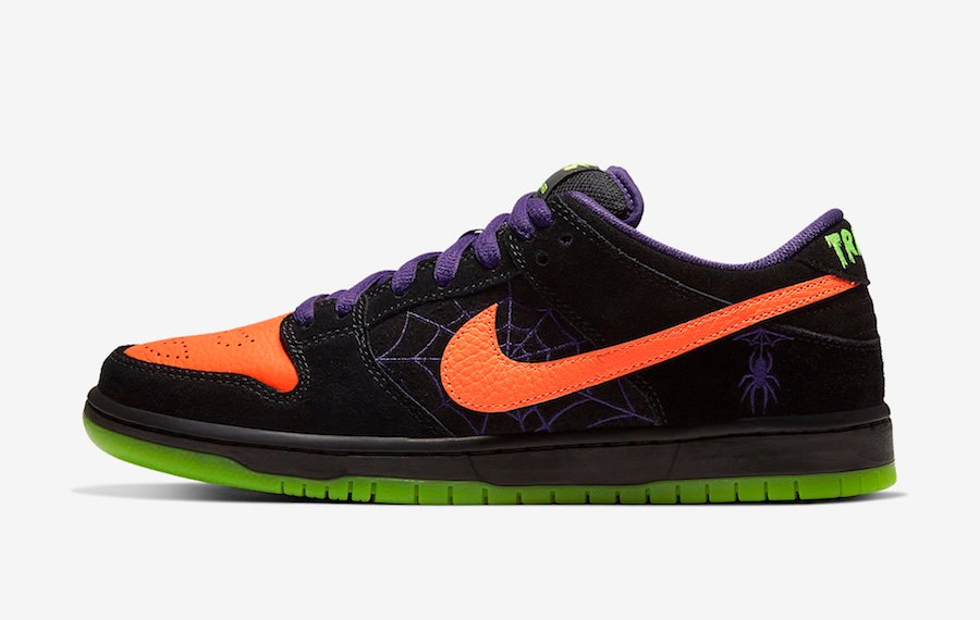 Nike SB Dunk Low Night of Mischief BQ6817-006