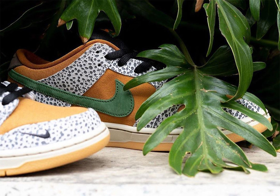 Nike SB Dunk Low Safari 2020
