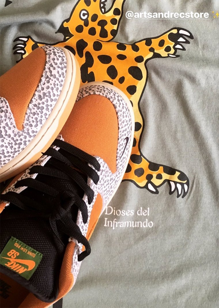 Nike SB Dunk Low Safari Release Date Info
