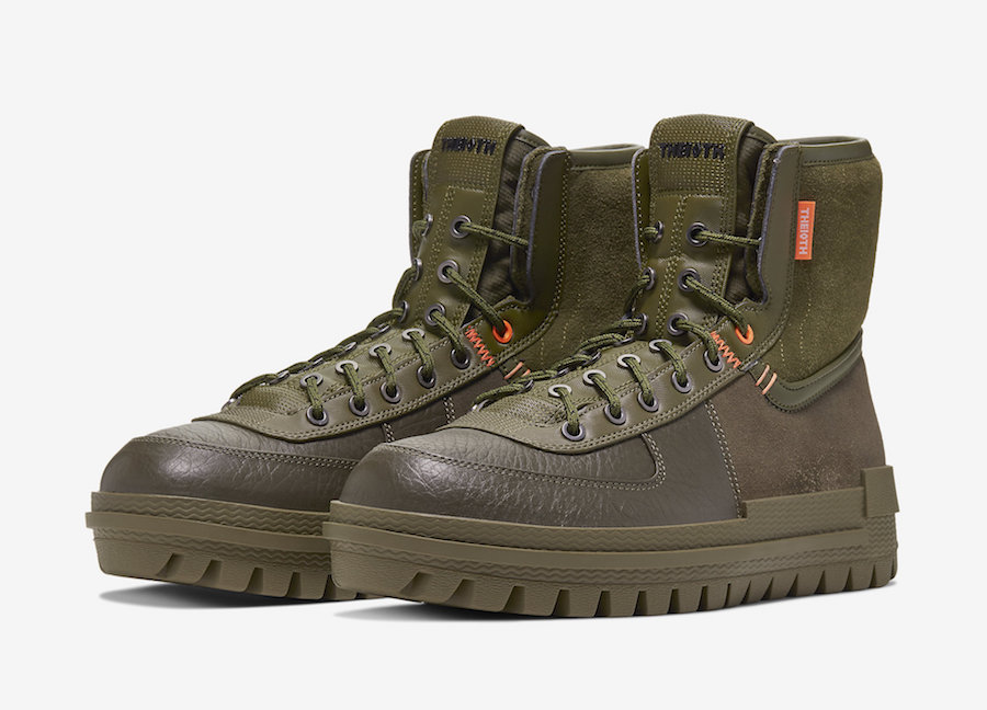 Nike Xarr Medium Olive BQ5240-200 Release Date Info