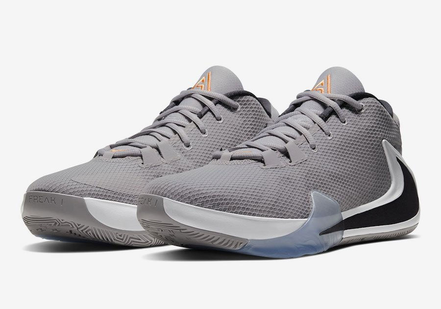 Nike Zoom Freak 1 Atmosphere Grey BQ5422-002 Release Date Info | SneakerFiles