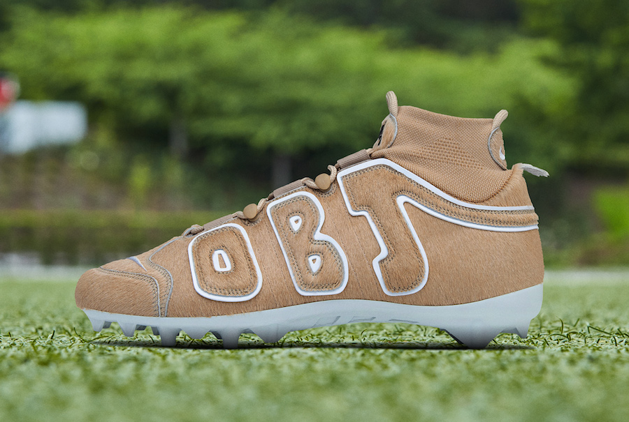 OBJ Odell Beckham Jr Week 8 Nike Savage Beast Cleats