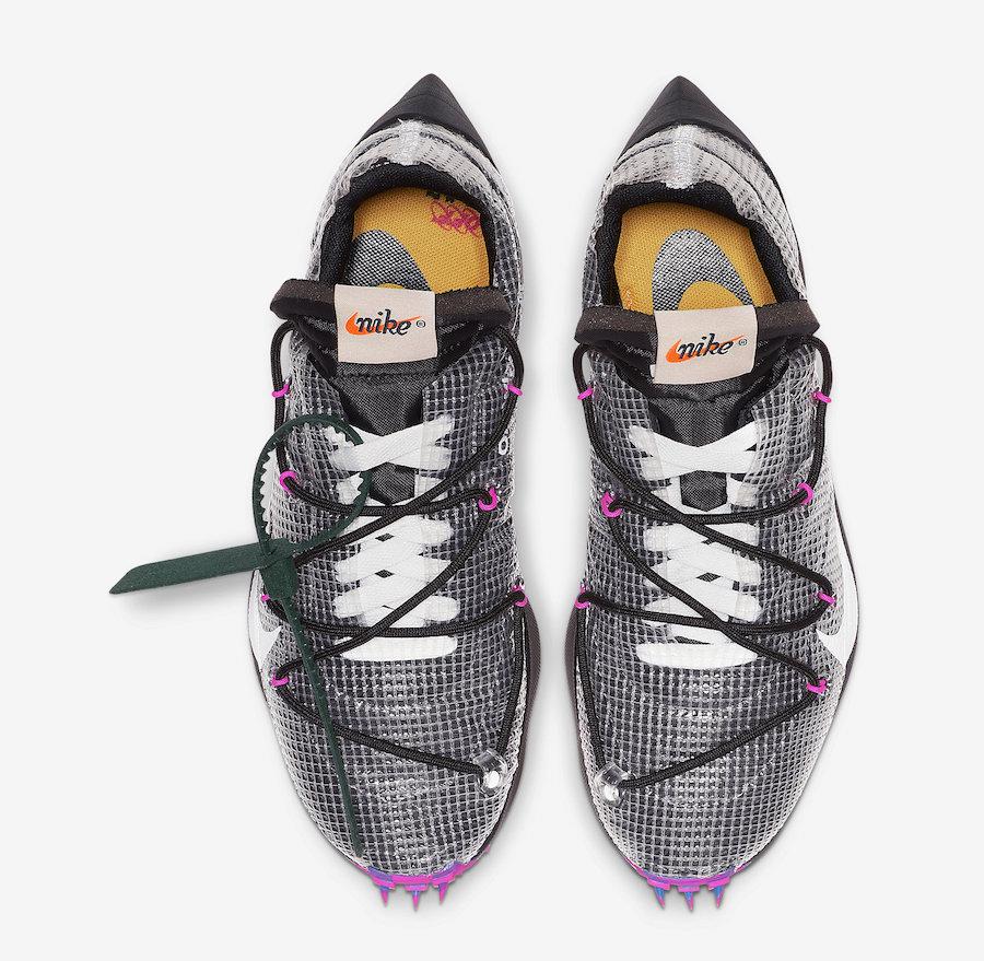 Off-White Nike Vapor Street CD8178-001 Release Date