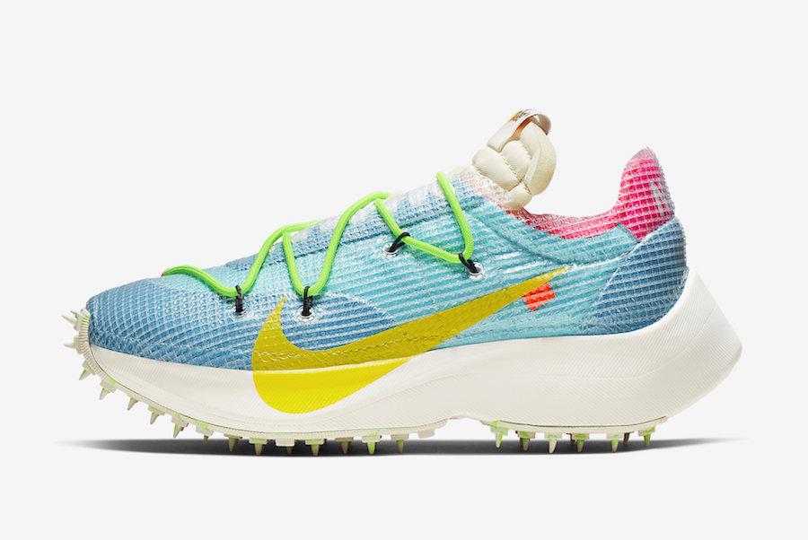 Off-White Nike Vapor Street CD8178-400 Release Date