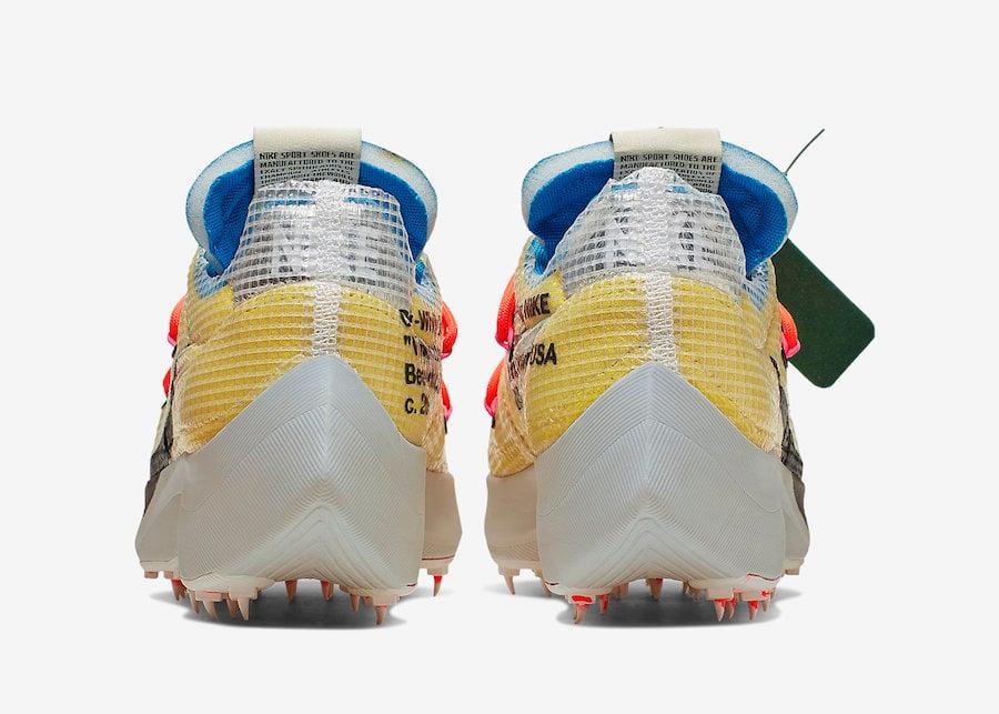 Off-White Nike Vapor Street CD8178-700 Release Date
