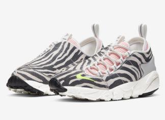 Olivia Kim Nike Air Footscape CK3321-100 Release Date Info