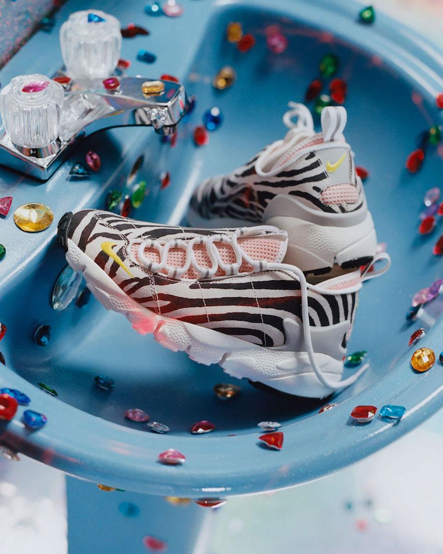 Olivia Kim Nike Air Footscape