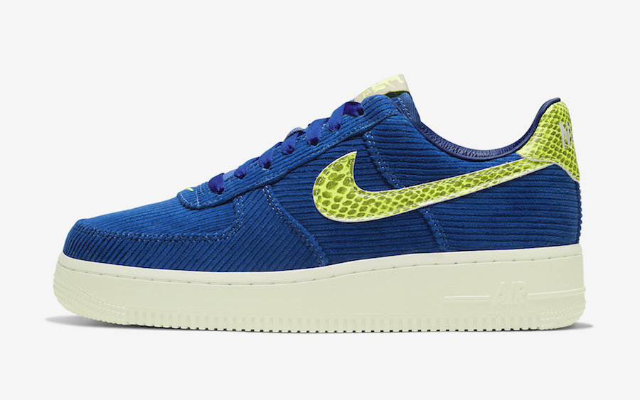 Olivia Kim Nike Air Force 1 Low CK3314-400 Release Date Info