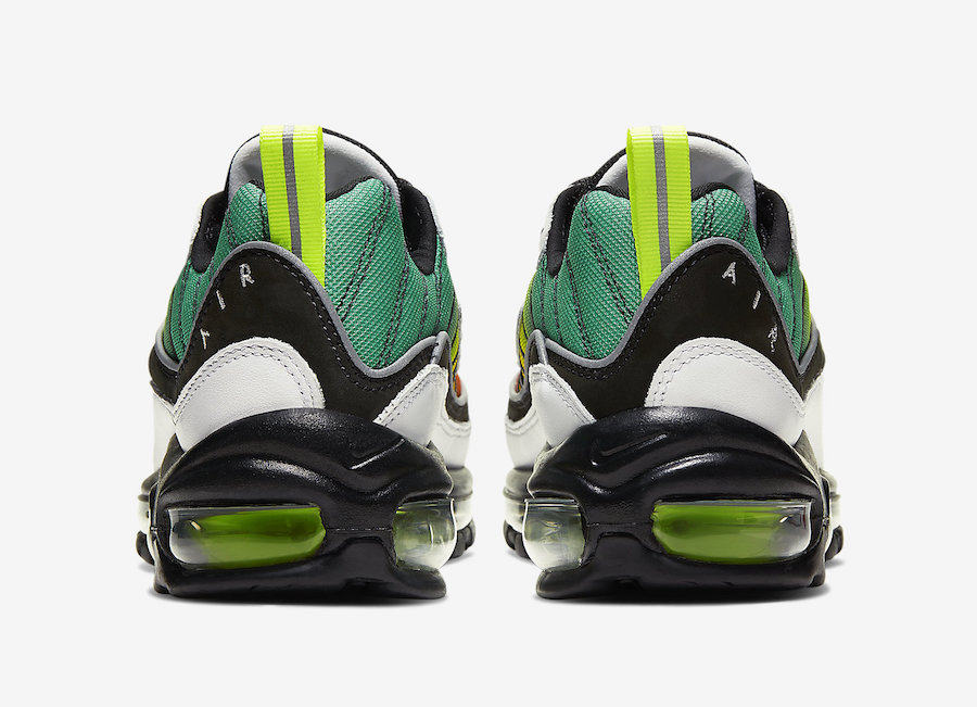 Olivia Kim Nike Air Max 98 CK3309-001 Release Date Info
