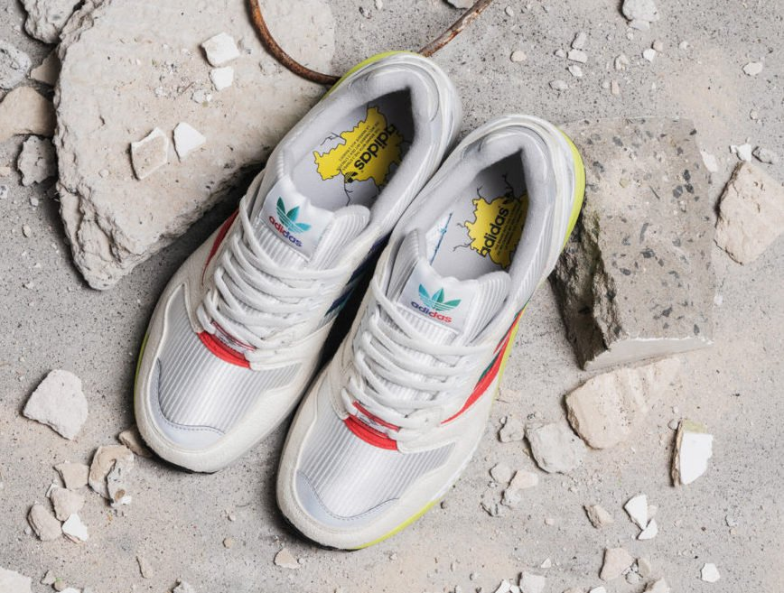 Overkill adidas ZX 8000 No Walls Needed Release Date Info