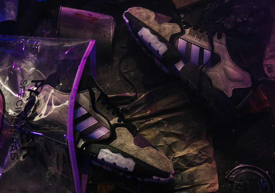 Packer Shoes adidas Consortium ZX Torsion Mega Violet Release Date Info