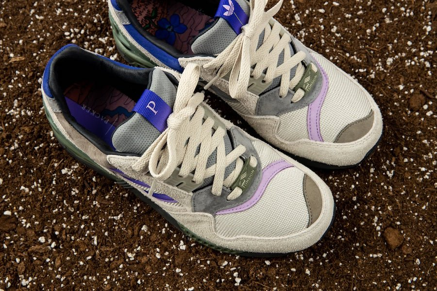 Packer Shoes adidas ZX 9000 Meadow Violet Release Date Info