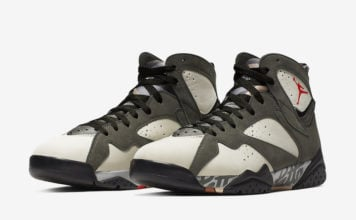Patta Air Jordan 7 Icicle AT3375-100 Release Date Info