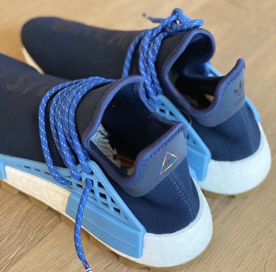 Pharrell adidas NMD Hu Dream Vision EF2333 Release Date Info