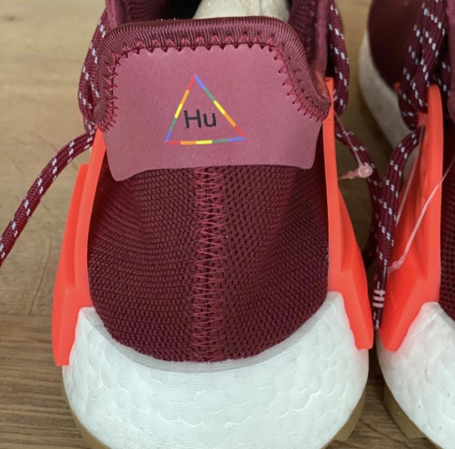 Pharrell adidas NMD Hu Feel Alive EF2336 Release Date Info