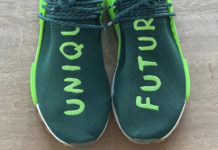 Pharrell adidas NMD Hu Unique Future EF2334